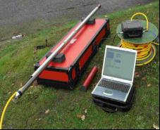 测量溜井三维激光扫描仪