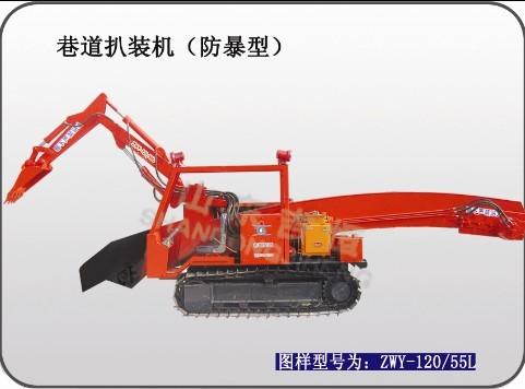 ZWY-120/55L防爆扒渣机