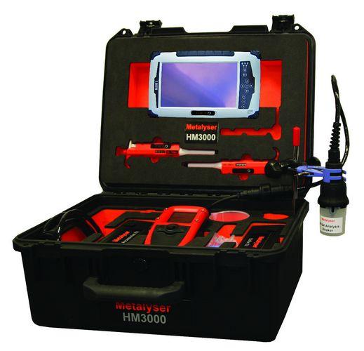 HM3000重金属水质分析仪