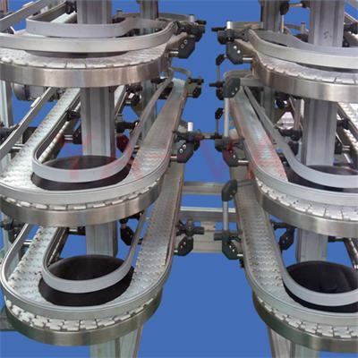 上海YA-VA厂家直销柔性链输送机