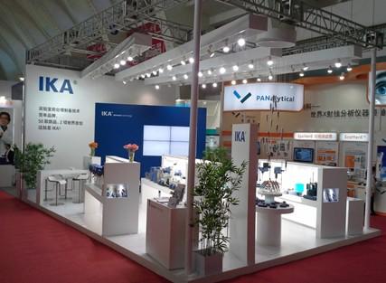 IKA®艾卡携新品发布亮相BCEIA,大获成功