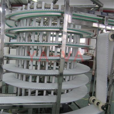 特供优质塑料网带螺旋输送机