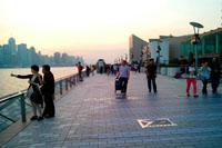 香港・海滨长廊