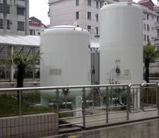 供应液氧罐