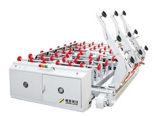 JL-QSP-2520单翻单工位全自动上片台