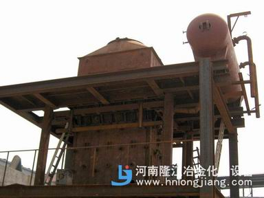 铅冶炼厂设备 炼铅炉