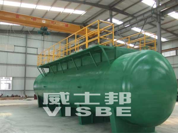 分散式一体化污水再生器成套设备