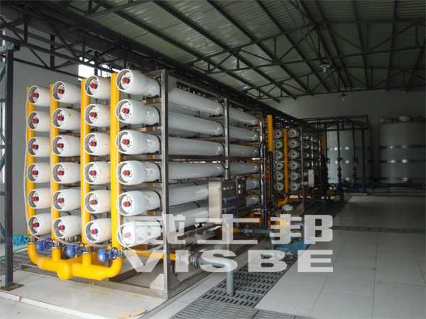 电镀废水处理成套设备
