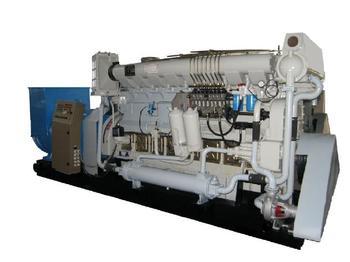 淄柴船用柴油发电机组