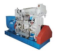 200-300KW淄柴船用柴油发电机组