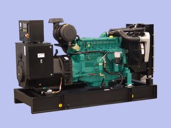 750-1500KW沃尔沃船用柴油发电机组