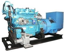 64-120KW上柴船用柴油发电机组