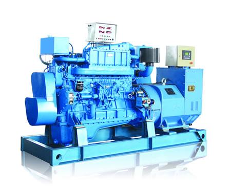 150-250KW上柴船用柴油发电机组