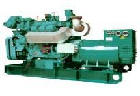 320-350KW曼海姆船用柴油发电机组