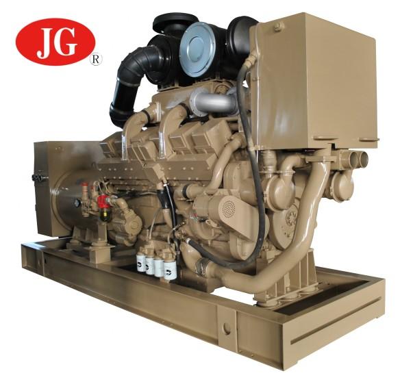 40-120KW康明斯船用柴油发电机组