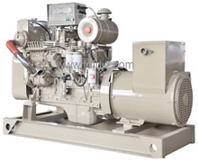 150-280KW康明斯船用柴油发电机组