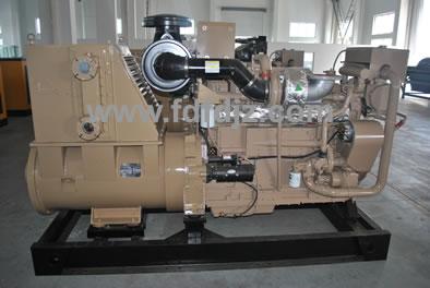 300-400KW康明斯船用柴油发电机组