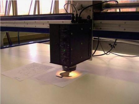 ArtOtc光电跟踪切割机