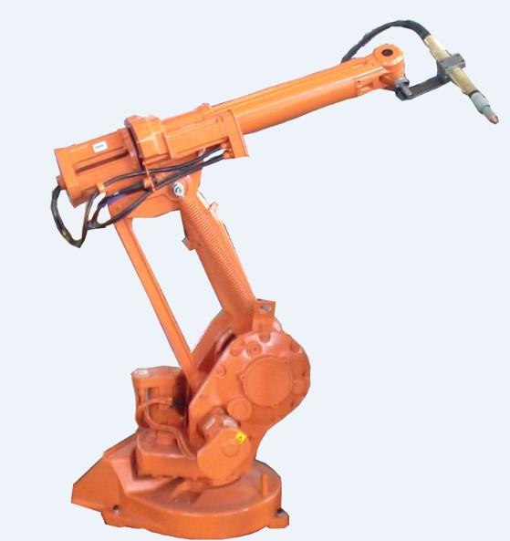 IRB机械手三维等离子切割机