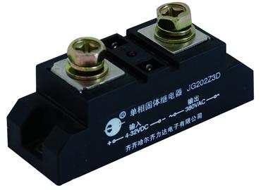 JG固体继电器