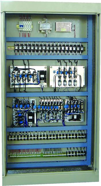 QZDK型起重机无触点换相控制器