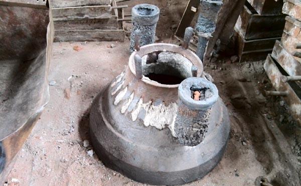 解决圆锥破碎机配件的环保问题刻不容缓