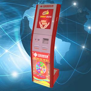 大堂式彩票机