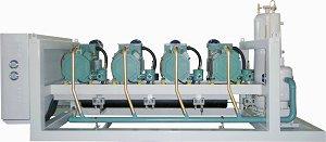 四并联低温活塞并联机组/低温活塞并联机组/凝新制冷机组