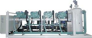 低温螺杆并联机组/凝新低温螺杆并联机组/凝新螺杆并联机组