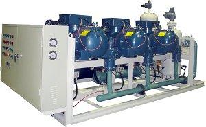 凝新专利高温螺杆并联机组/高温螺杆并联机组/凝新螺杆并联机组