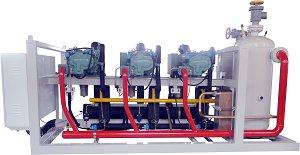 凝新专利低温螺杆并联机组/专利低温螺杆并联机组/专利螺杆并联机组