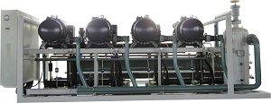 低温螺杆并联机组/凝新螺杆并联机组/螺杆并联机组