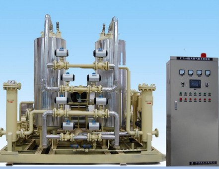 天然气、煤层气、石油伴生气等气体(高、中、低压)脱水、干燥装置