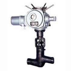 J961H/Y 电动焊接截止阀