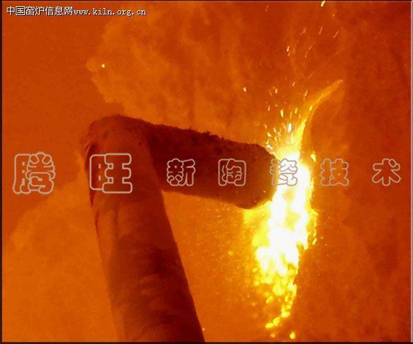 玻璃窑炉陶瓷焊补