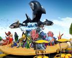 激战鲨鱼岛