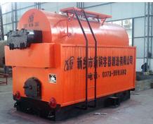 卧式水火管锅壳锅炉
