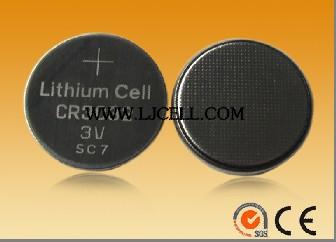 供应锂锰扣式电池CR2032 电脑主机板纽扣电池