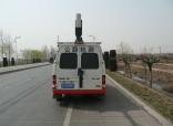 线激光路面车辙仪