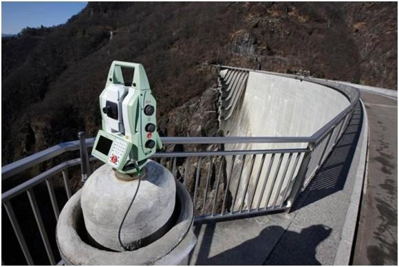 徕卡TM50桥梁监测仪