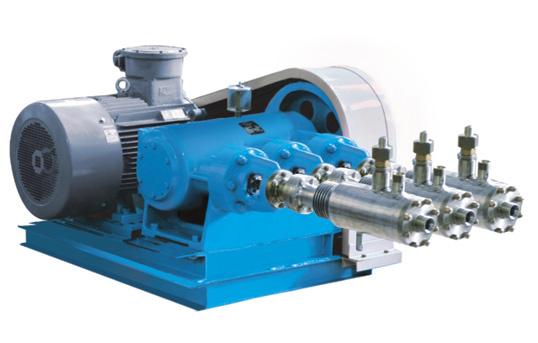 LNG低温液体泵