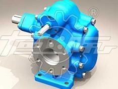 KCB系列齿轮泵输油泵齿轮油泵
