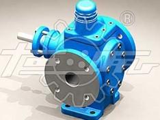 YCB系列圆弧齿轮泵润滑油泵