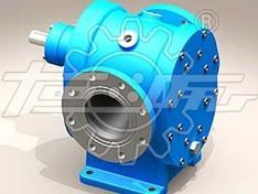 YCB系列圆弧齿轮泵保温齿轮泵