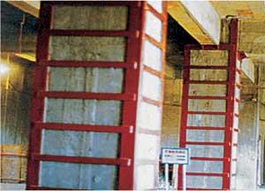 北京抗震加固钢结构材料
