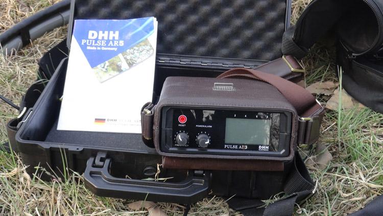 采购金属探测器 脉冲金属探测器