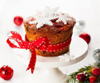 迎接圣诞节的各式美食