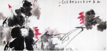 闲趣之乐意蕴古今 我的艺术网刘志红国画花鸟