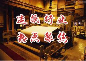 造纸行业热点聚焦