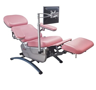 普通型电动采血椅